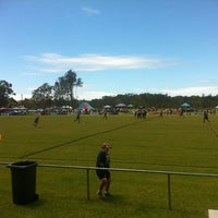 Photo taken at Cannonballs Rugby Park by Andrew S. on 2/9/2013