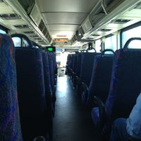 Photo taken at NJT - Bus 165 by Joe G. on 8/14/2013