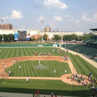 Photo taken at Victory Field by ⚜️🇲🇶 . on 6/6/2013