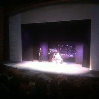 Photo taken at Teatro Aldama by Drako C. on 2/25/2013