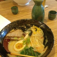 Photo taken at Hokkaido Noodle House by Nadya S. on 6/18/2013