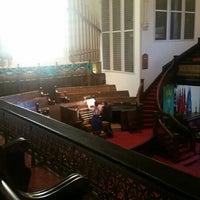 Photo taken at Bridge Street United Church by Dion L. on 7/12/2016