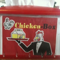 Photo taken at The Chicken Box Cafe by Thomas P. on 5/18/2013