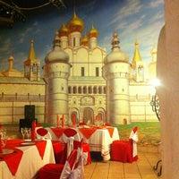 Photo taken at Ресторан «Иван Васильевич» by Alex S. on 10/19/2012