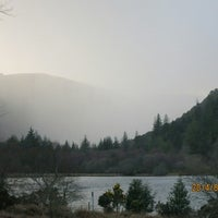 Photo taken at Glendalough Visitor Centre by Jerry A. on 3/20/2014