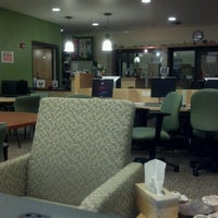 Photo taken at IUP Libraries @ Punxsutawney by portia d. on 9/18/2012