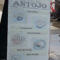 Photo taken at El Antojo by GATO M. on 8/12/2013