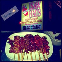 Photo taken at Isaw Haus by alxndr b. on 11/8/2012