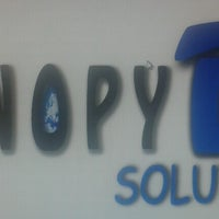Photo taken at Canopy IT Solutions by Can A. on 8/8/2013