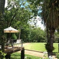Photo taken at San Martin Hotel & Resort Foz do Iguaçu by Priscila L. on 10/12/2012
