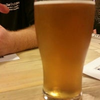 Photo taken at Thompson Brewing Co. by Morgan R. on 12/2/2014