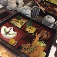 Photo taken at Kazumi Japanese Cuisine by Aqila fariha on 7/27/2017
