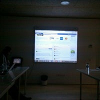 Photo taken at Curso Community Manager Elche by Eugenio J. on 2/6/2013
