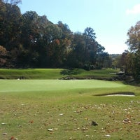 Photo taken at Atlanta Country Club by Virginia P. on 10/29/2012