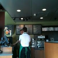 Photo taken at Starbucks by Haruka T. on 10/1/2012