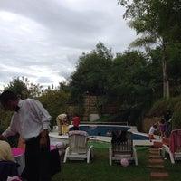 Foto tomada en Jardin el Chalet por Mich M. el 9/13/2014