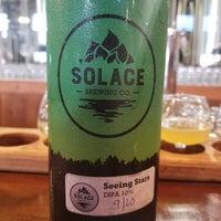 9/22/2018 tarihinde Bob E.ziyaretçi tarafından Solace Brewing Company'de çekilen fotoğraf