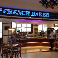 Photo taken at The French Baker by Hazel C. on 10/28/2014