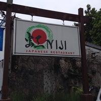 Photo taken at Niji Japanese Restaurant by Hazel C. on 9/13/2014