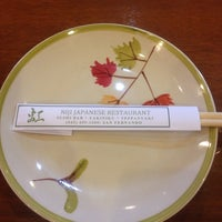 Photo taken at Niji Japanese Restaurant by Hazel C. on 10/10/2014