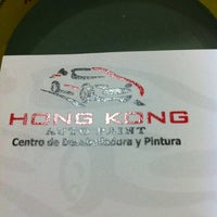 Photo taken at Honk Kong Auto Paint by Chang Ting F. on 4/1/2013