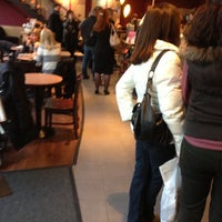 Photo taken at Starbucks Coffee by Andy B. on 11/23/2012