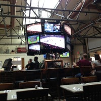 Photo taken at Champs Sports Grill by Thomas L. on 6/1/2013