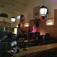 Photo taken at Hofbräuhaus Pittsburgh by Thomas L. on 3/11/2013
