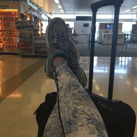 Photo taken at Gate C9 by Giselle H. on 8/5/2015