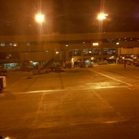 Photo taken at Gate B4 by Lacey P. on 11/9/2012