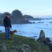 Photo taken at Sea Ranch Abalone Bay-  Vacation Rental by Donna M. on 3/12/2016