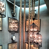 Photo taken at Restoration Hardware by Michael O. on 4/23/2013
