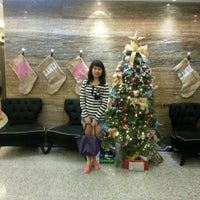 Photo taken at Value Hotel Balestier by Christa T. on 12/24/2012