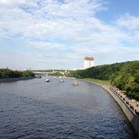 6/16/2013 tarihinde Elena V.ziyaretçi tarafından Vorobyovy Gory'de çekilen fotoğraf