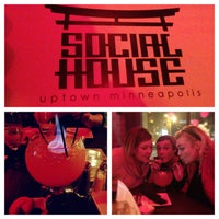 Photo taken at Social House by Chelsie E. on 1/18/2013
