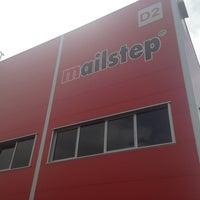 Photo taken at Mailstep by Vitek C. on 5/17/2013