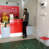 Photo taken at Post Office Tanommit by Vetiny S. on 10/1/2012
