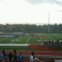 Photo taken at Rip Collins Field by Kassie on 9/7/2016