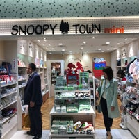 Photo taken at Snoopy Town Shop by Manuel F. on 4/17/2017