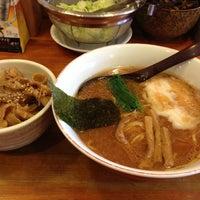 Photo taken at 百歩ラーメン by Satoru I. on 11/10/2012