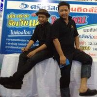 Photo taken at ตลาดลีวัฒนา @นครศรีธรรมราช by Matoom S. on 12/14/2012