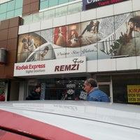 Photo taken at Foto Remzi Çiğli Şubesi by Önder / C. on 2/21/2014