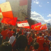 Photo taken at Club Atlético Independiente by Pablo Nicolás V. on 1/1/2013