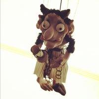 Photo taken at Marionety Truhlar by dana r. on 10/13/2012