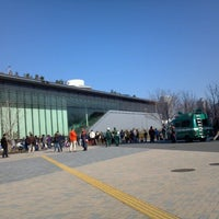 Photo taken at Tokyo Rinkai Disaster Prevention Park by M氏★ で. on 1/20/2013