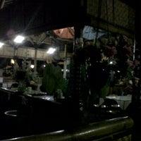 Photo taken at Warung Sate Bang Reno by Kang E. on 12/28/2012