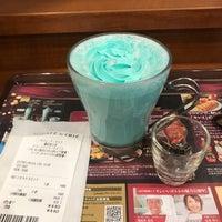Photo taken at CAFÉ de CRIÉ 道玄坂上店 by チル on 11/13/2017