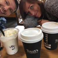 Photo taken at Tully's Coffee by Brian Q. on 7/8/2016