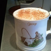 Photo taken at AMT Coffee by Varvara B. on 11/25/2012