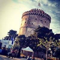 Photo taken at Thessaloniki by Sotiris G. on 4/20/2013